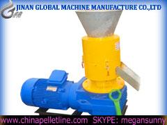 Wood pellet machine SKJ250R