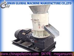 Wood pellet machine SKJ300R