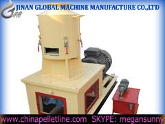 Wood pellet machine SKJ400R
